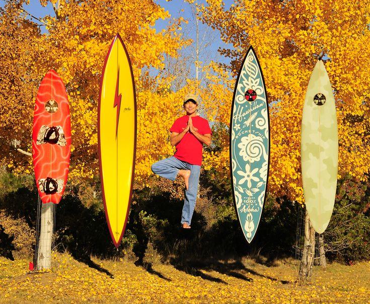 トークストーリー| ジェリーロペスサーフボード