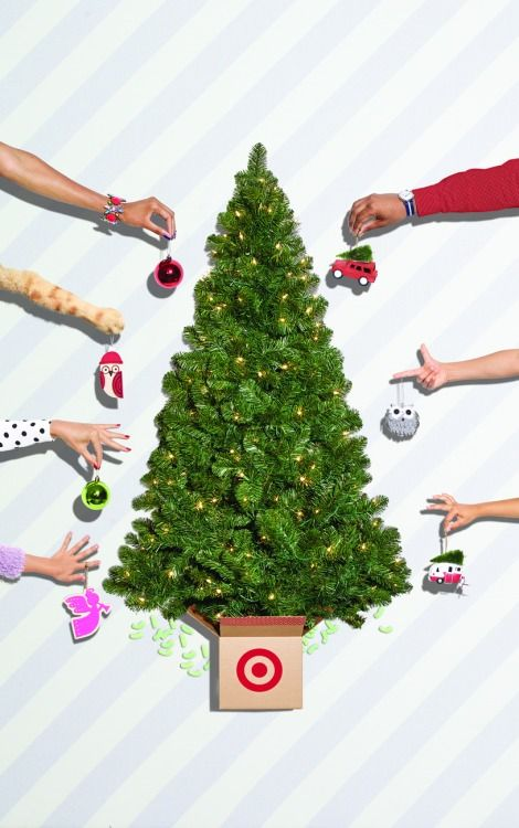 JUCO for Target Holiday! It's here! Target's Holiday...