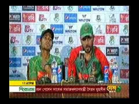 Bangladesh Cricket News Live 9 November 2015 On Desh TV BD