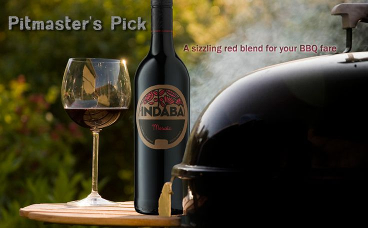 Our pitmaster's pick with BBQ fare, Indaba Mosaic.
