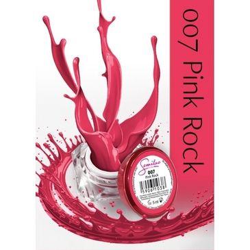 UV Gel χρώμα Semilac - 007 Pink Rock 5ml