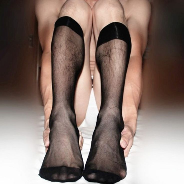 SORRYNAM 20 Pairs/Lot Male Stockings Nylon Transparent Silk Sock ultra-thin Sexy Men's Business Socks  #Affiliate