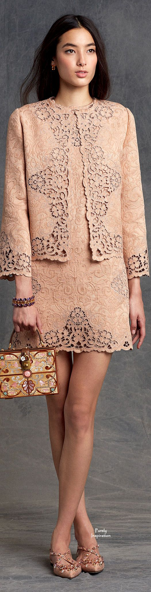 Dolce&Gabbana Women's RTW | Purely Inspiration