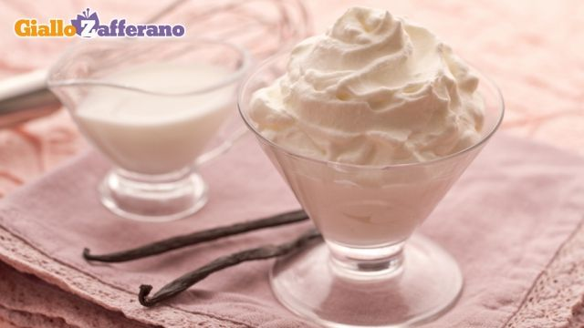 Crema Chantilly - HOW-TO make Chantilly Cream for filling & decorating your cakes or pastries. Among all the creams this is definitely one of the Italians favorite! Simple, light & the taste so exquisite!