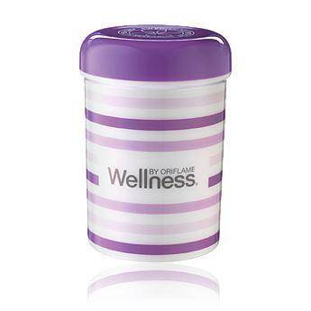 Stylová, praktická a hygienická dóza na váš nápoj Natural Balance. Plastové víčko a tělo, silikonový kroužek pro dokonalé těsnění.    Kód:26488