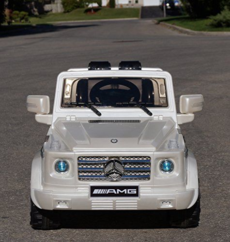 134 best power wheels jeep images on pinterest power for Mercedes benz g55 power wheels