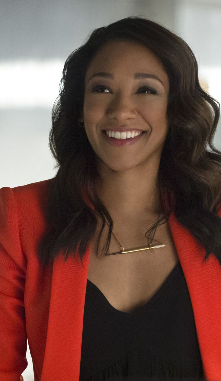 The Flash 2x02 - Iris West