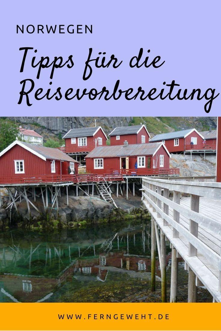 Was musst du bei einer Reise nach Norwegen beachten? Dies sind meine Tipps für die Vorbereitung.