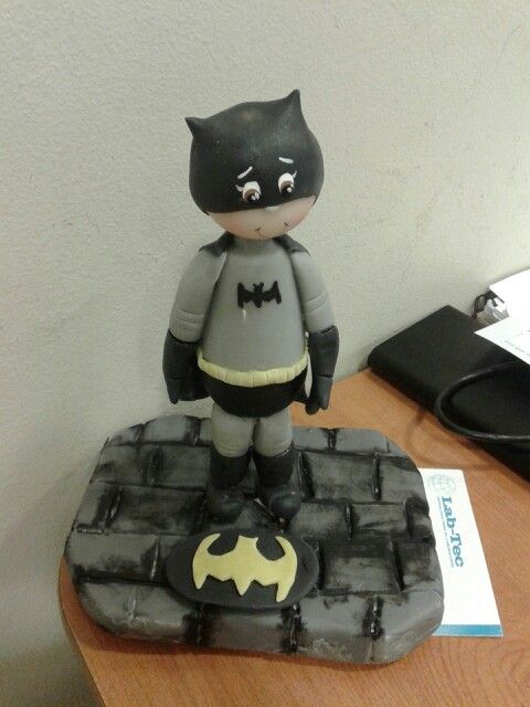 Batman porcelana fría