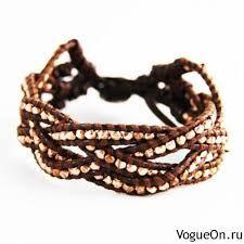 Как называются плетеные браслеты на руку