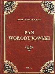 Pan Wołodyjowski skóra tw. oprawa GREG - Henryk Sienkiewicz - książki, podręczniki - Księgarnia Świat Ucznia Katowice