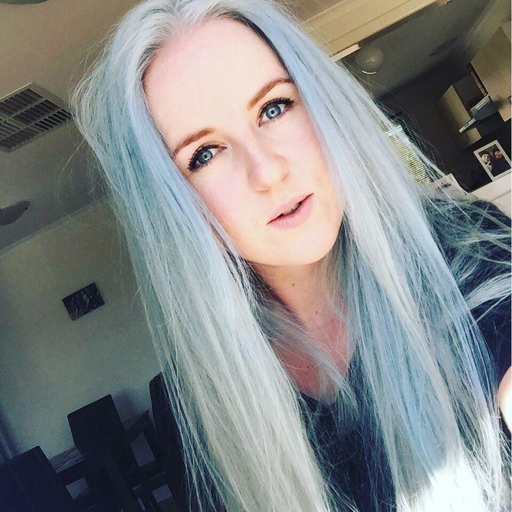 My mermaid hair