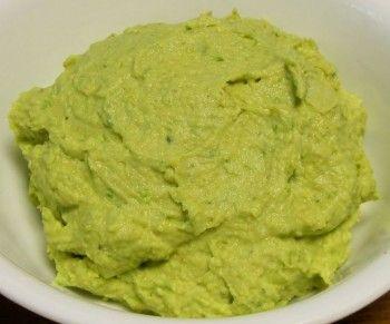Avocado Dip Thermomix Recipe