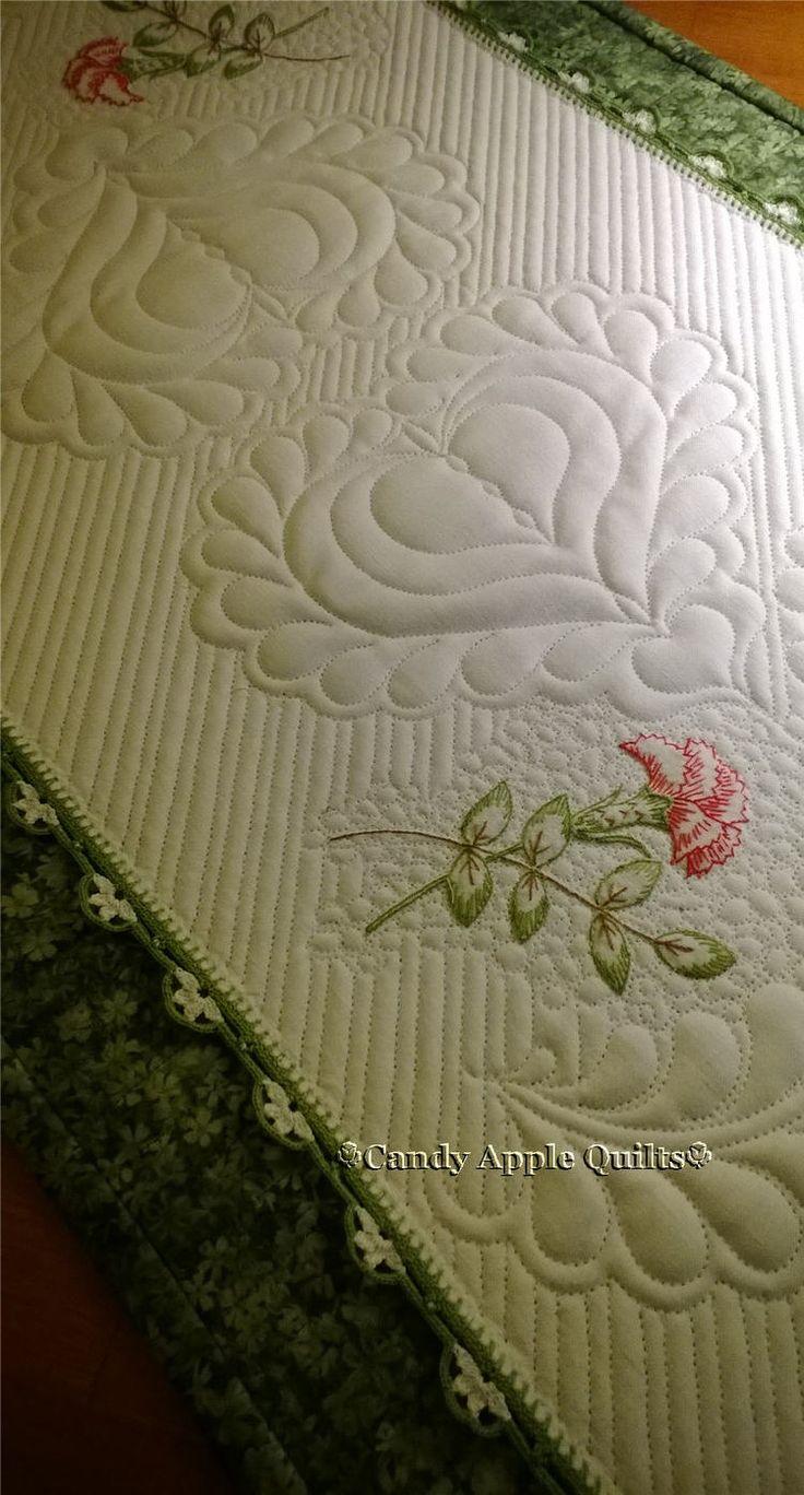 385 Best Images About Vintage Linens On Pinterest Quilt