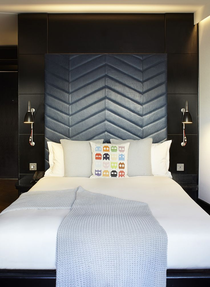 Shoreditch Design Rooms: Our Cosy Room Over At The Hoxton, Shoreditch