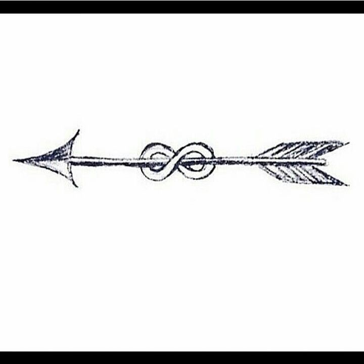 #love #arrow #lovearrow #infinity #infinitysign #heats #octiber #bands…
