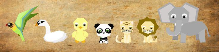 Animals  https://yunahikarydreams.wordpress.com/category/illustration/