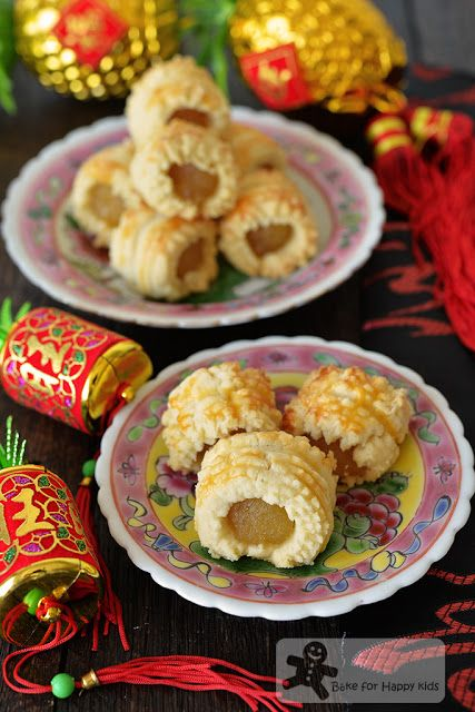 Bake for Happy Kids: MY Best Ultimate Melt-in-your-mouth Nastar Pineapp...