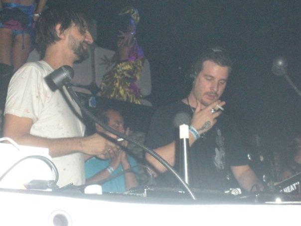 Ricardo Villalobos & Luciano - Fabrik - Madrid - 05.12.2009 100% Chileno!!!!