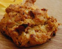 Cookies aux tomates séchées et chorizo