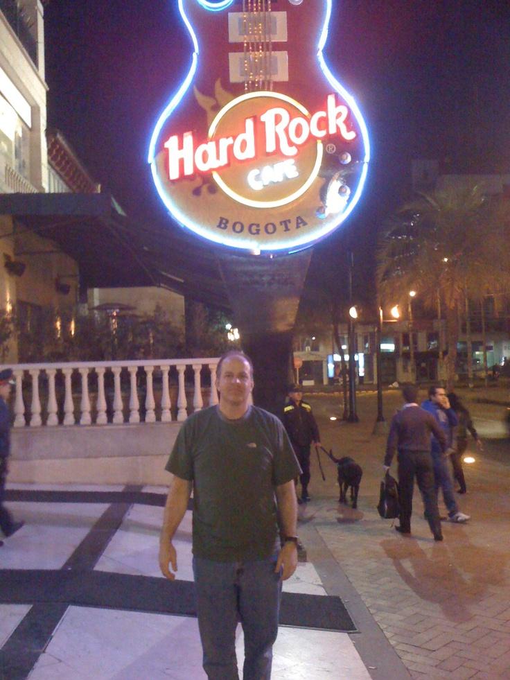 Hard Rock, Bogota Colombia