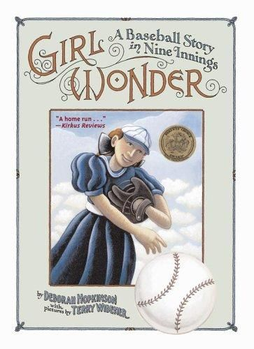 Girl Wonder by Deborah Hopkinson
