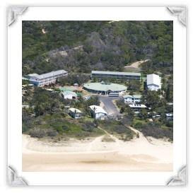 Fraser Island: Eurong Beach Resort