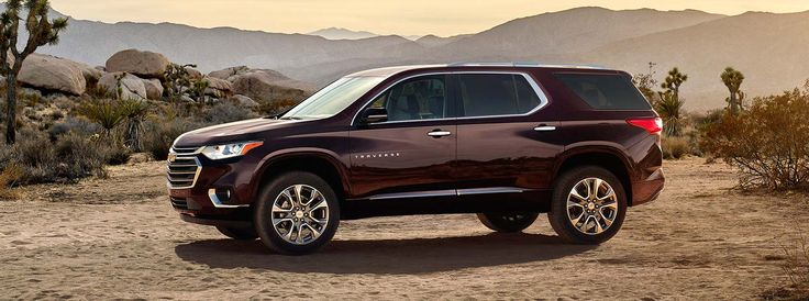 All New 2018 Traverse Mid Size SUV: I seriously think that this is SUCH an improvement on the Traverse design.  No idea how the remodel affects cost and fuel economy tho.