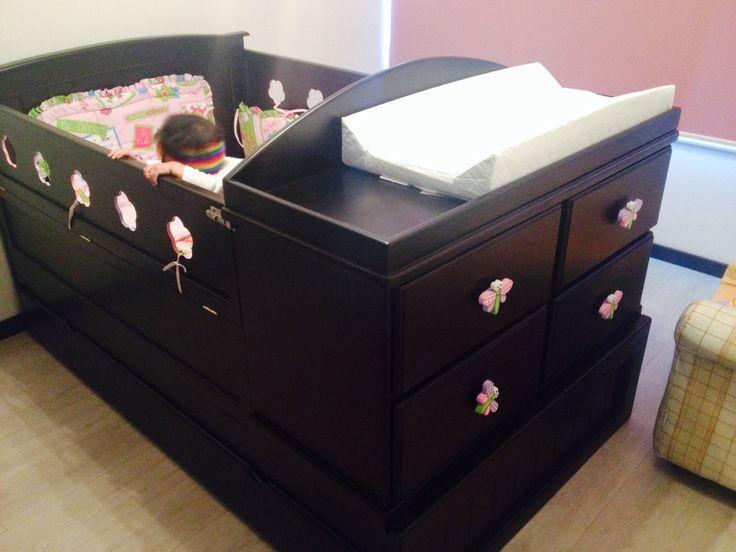 Cama cuna baby crib