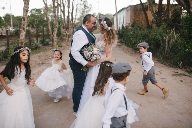 Casamento Rústico no Campo – Mari