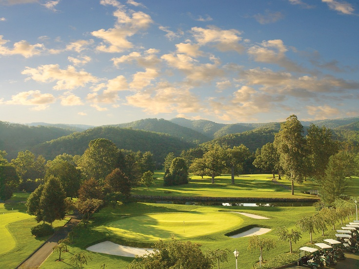 Greenbrier Old White TPC