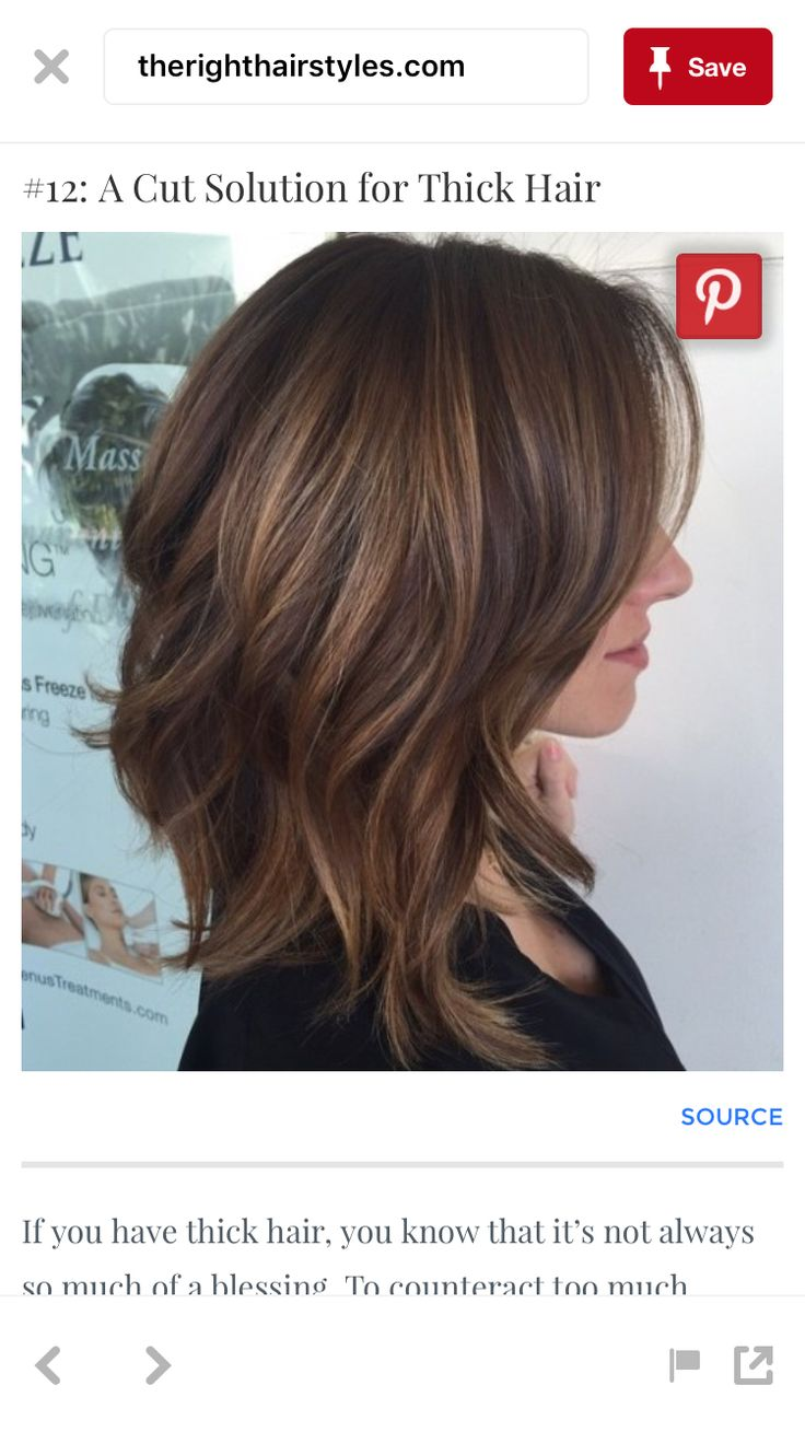 Brown and bangs  http://therighthairstyles.com/10-sensational-medium-length-haircuts-for-thick-hair/12/