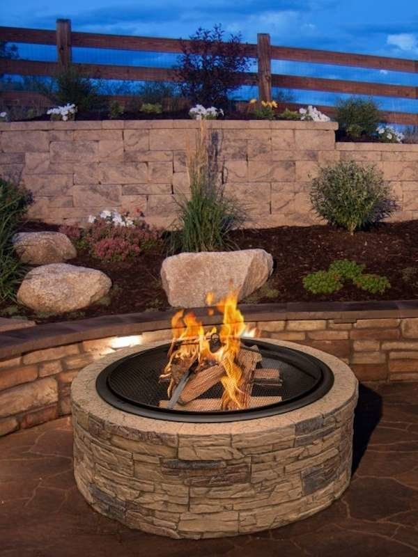 No Money To Burn 13 Fire Pits You Can Afford Stone Fire Pit