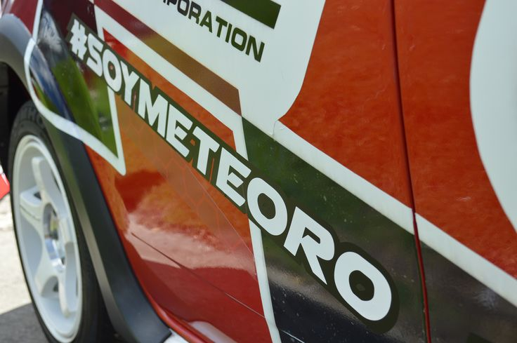 Meteoro 93 - Renault Sandero Stepway 2013 - TC Junior - TC 2000 Colombia @93meteoro #Soymeteoro