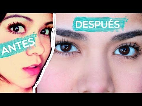 ME SALIERON CEJAS !! DESPUES DE MUCHOS TRATAMIETOS ! - YouTube