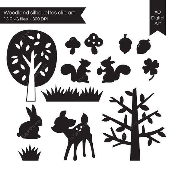 Whimsical Wald Tiere silhouette ClipArt. Sie erhalten insgesamt 13 Akten. Alle Bilder sind schwarz. Wenn Sie es in anderen Farbe benötigen, kontaktieren Sie mich bitte vor dem Kauf. Dies sind die großen PNG-Dateien in 300dpi mit transparentem Hintergrund. Perfekt für Schrott Buchung, Karte machen, Markierungen, persönliches stationär, Web- und Blog-Design, Visitenkarten und mehr. FÜR DIE PERSÖNLICHE & KOMMERZIELLE VERWENDUNG. Die Dateien an Ihre e-Mail Etsy-Konto zugeordnet, i...