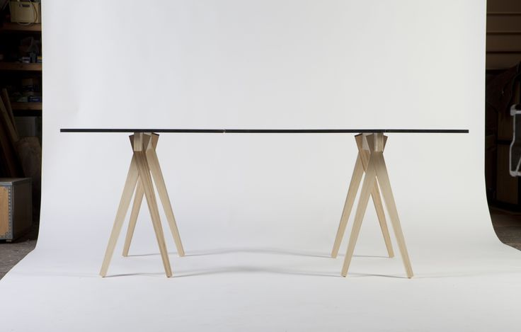 Monolith table top. Julian Kyhl