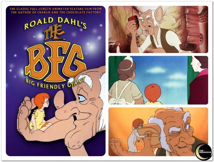 The BFG (1989) #CineDeMedianoche