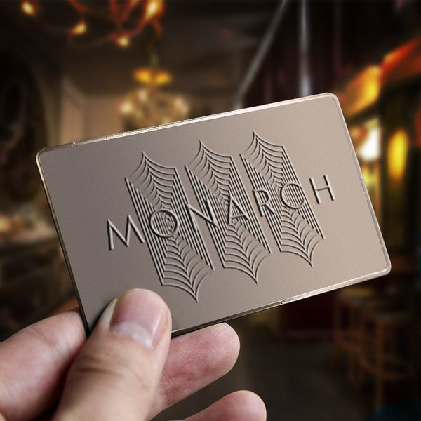 The Super Baller Monarch VIP Card
