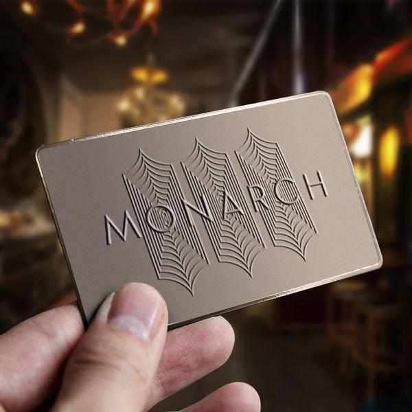 The Super Baller Monarch VIP Card