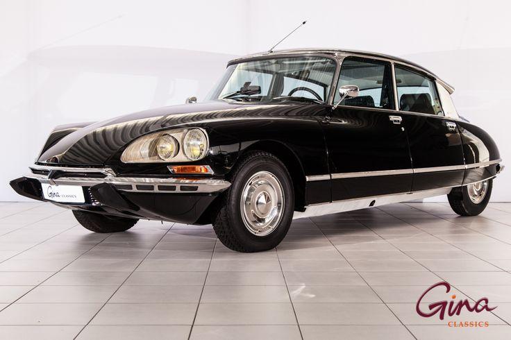 Citroën DS23 IE Pallas Prestige - Gina Classics