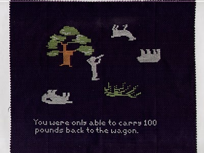 oh, the hours I spent hunting bears, deer and bison while playing Oregon Trail!