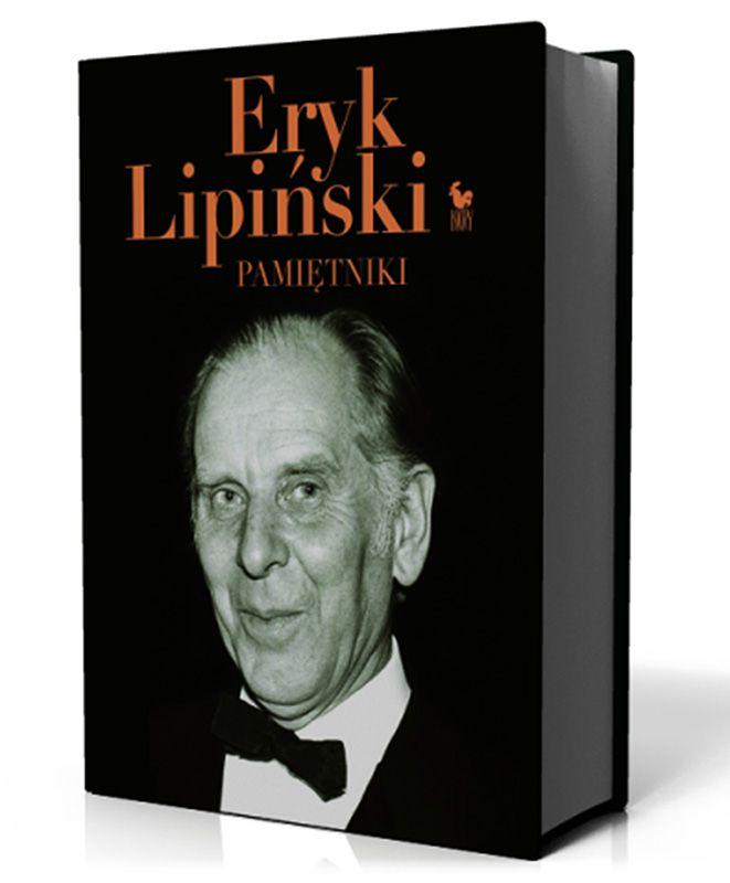 Nakładem wydawnictwa Iskry ukażą się niezwykłe wspomnienia: Eryk Lipiński - Pamiętniki. To opowieść jednego z najbardziej znanych karykaturzystów polskich.