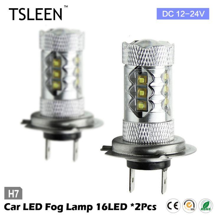 $8.62 (Buy here: https://alitems.com/g/1e8d114494ebda23ff8b16525dc3e8/?i=5&ulp=https%3A%2F%2Fwww.aliexpress.com%2Fitem%2FTSLEEN-2x-Cree-Car-LED-Bulbs-H7-White-High-Bright-Headlight-Fog-Brake-Xenon-Lamp-Replacing%2F32761801367.html ) TSLEEN 2x Cree Car LED Bulbs H7 White High Bright Headlight Fog Brake Xenon Lamp Replacing for just $8.62