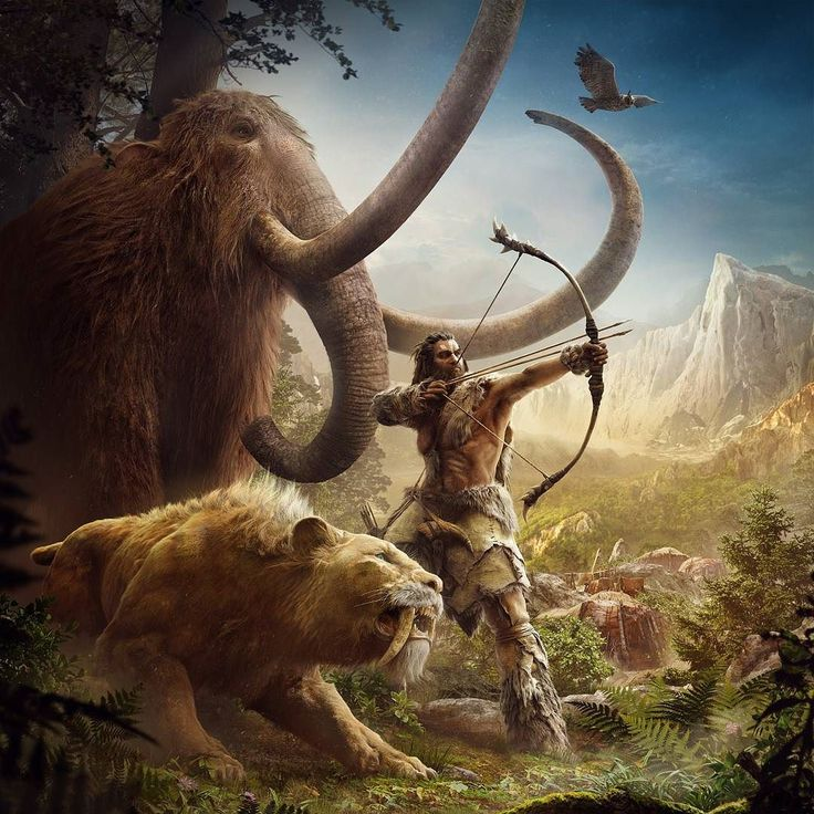 Tame nature's greatest beasts in #FarCry Primal. #BeastMaster by ubisoft