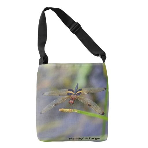 Dragonfly Crossbody Bag