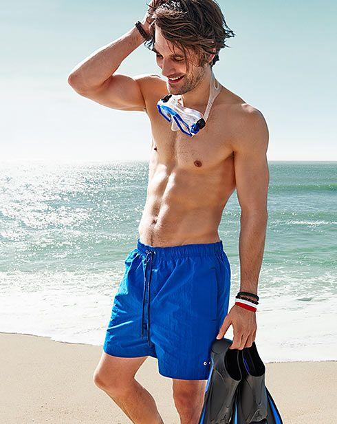Léto, slunce a sport na pláži