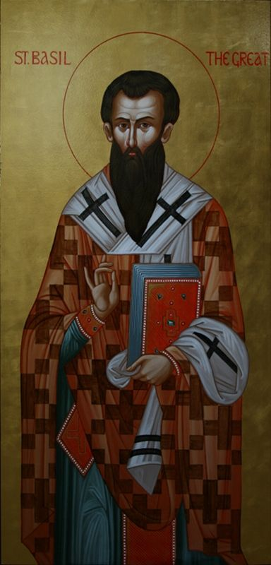 """""""Sebagaimana makanan memberikan kekuatan kepada tubuh, demikian pula puasa memberikan kekuatan kepada jiwa, serta memberikan kemampuan melihat hal-hal yang di atas dan menempatkan hal-hal sorgawi jauh melebihi segala kenikmatan hidup."""" Js. Basilius Agung (329-379 M) Episkop Agung Kapadokia"""