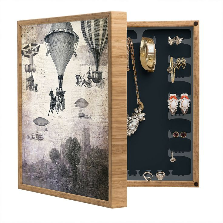 Belle13 Carrilloons Over The City BlingBox Petite | DENY Designs Home Accessories