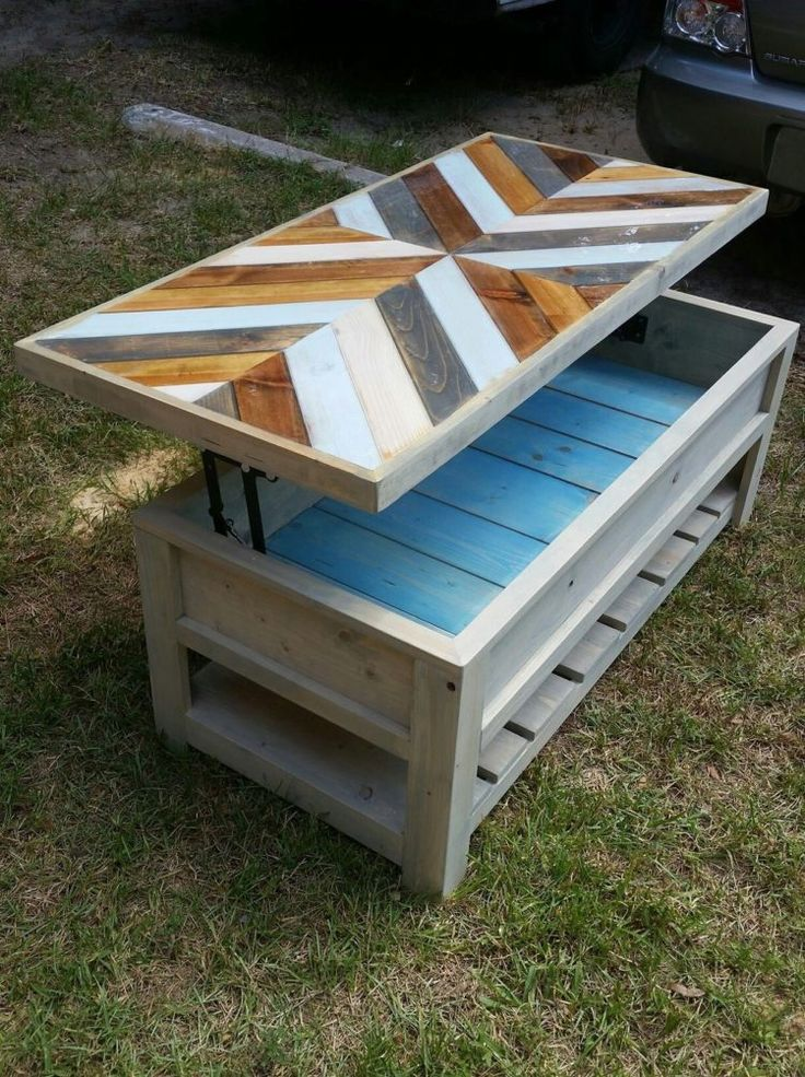 50+ DIY Lift Top Coffee Table for Interior Design Ideas
